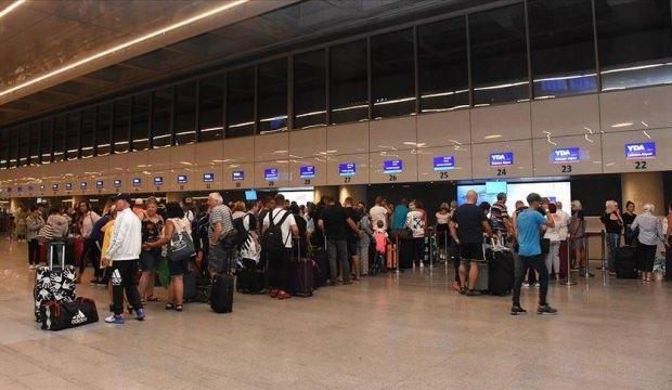 Muğla'ya gelen turist sayısı yüzde 17 arttı