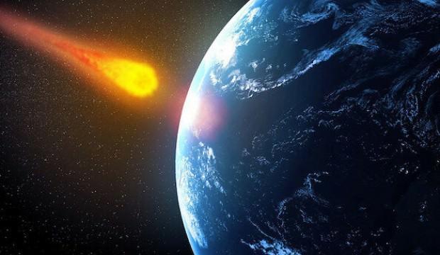 NASA, göktaşının Dünya'ya çarpma ihtimalini açıkladı