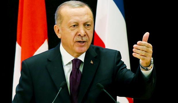Erdoğan kürsüde çok sinirlendi: Bize gülücük atıyorlar! 40 milyar dolar detayı