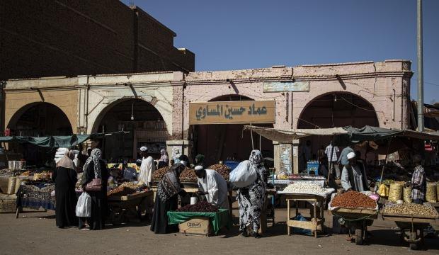 Sudan: Hartum'un tarihi Umdurman Çarşısı