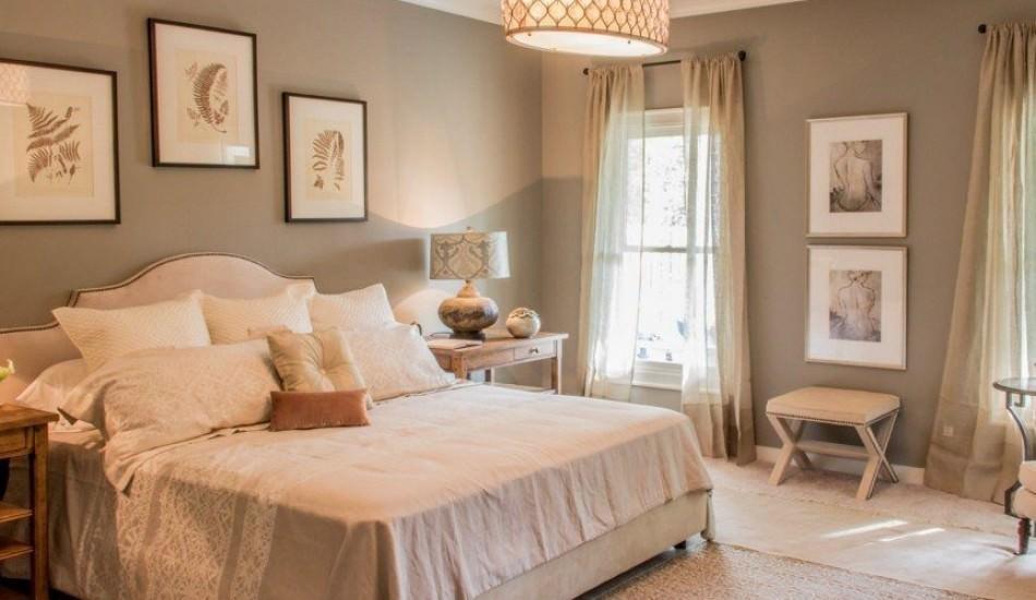 Yatak odası dekorasyonunda bej rengi nasıl kullanılır?