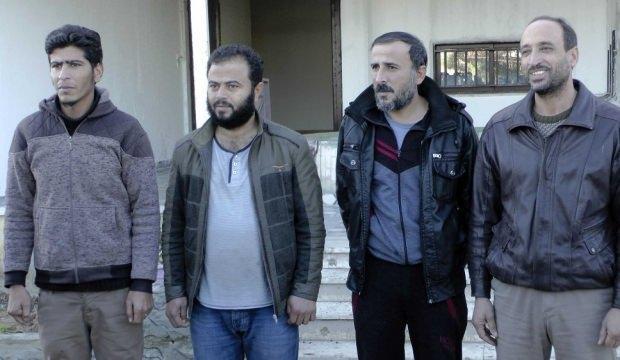 YPG/PKK'ya zorla katılanlar serbest bırakıldı