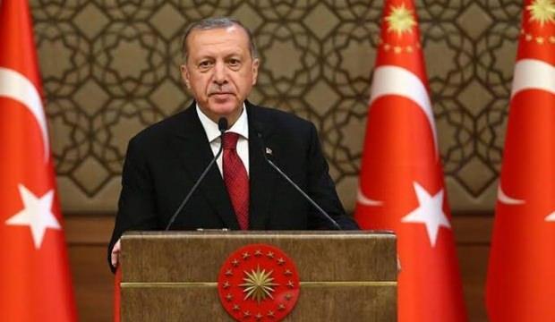 Erdoğan, gazi maaşları için müjdeyi verdi