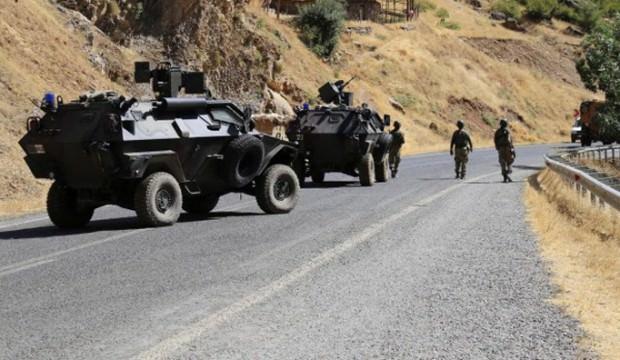 Hakkari'de 5 bölge, 'özel güvenlik bölgesi' ilan edildi