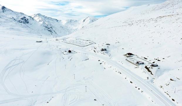 Kış turizminde yeni cazibe merkezi: Ovit Dağı
