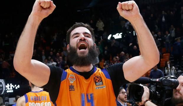 THY Euroleague'de haftanın MVP'si Dubljevic