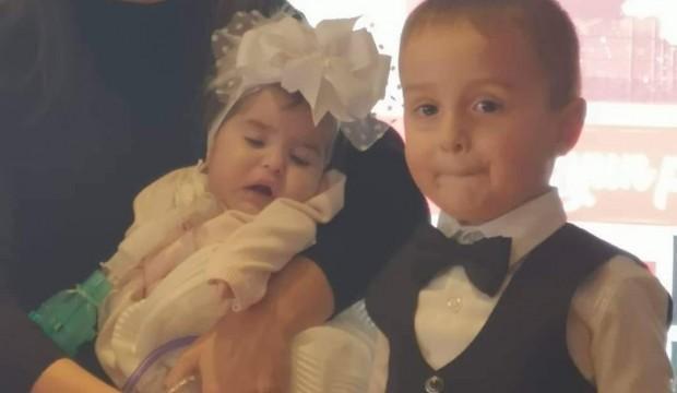 Kahreden ölüm! 4 yaşındaki ağabeyi ile aynı kaderi paylaştı