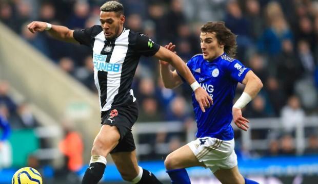 Çağlar Söyüncü oynadı, Leicester zorlanmadı