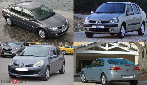 Ikinci El Reanult Arac Modelleri 30 Bin Tl Alti Arabalar Otomobil Haberleri