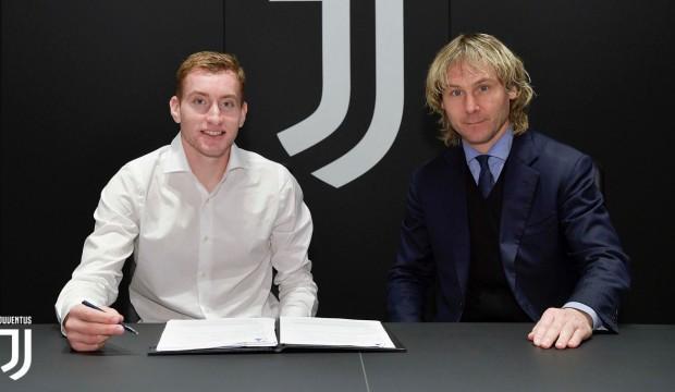 Juventus, Kulusevski'yi 35 milyon euroya transfer etti