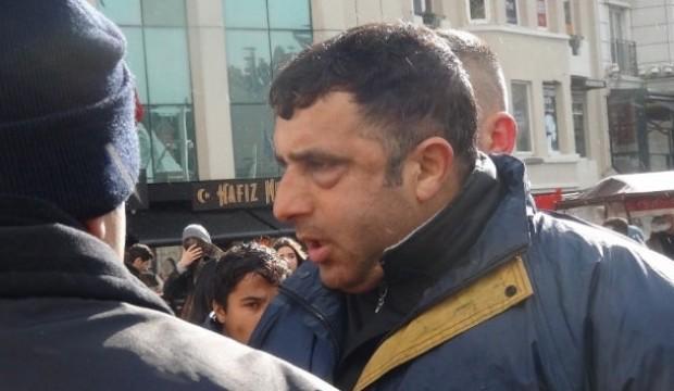 Taksim'i birbirine kattı! Turiste meydan dayağı