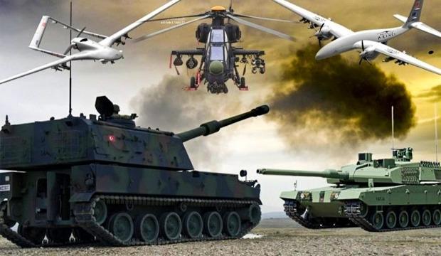 """Türk savunma sanayisi NATO'ya """"akıl veriyor"""""""
