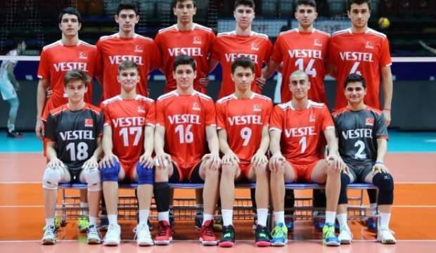 18 Yaş Altı Millilerimiz Sırbistan'ı yendi