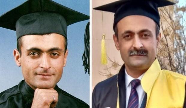 23 yıl sonra ikinci kez mezun oldu!