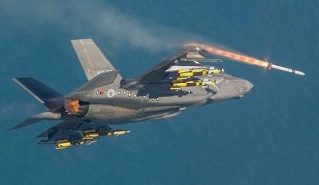 F-35 üreticisi Lockheed Martin duyurdu: 3 bin adet, 1.9 milyar dolar