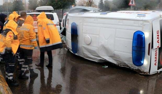 Adana'da metrekareye 80 kilogram yağış düştü