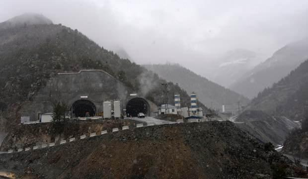 Bakan Varank'tan dünyanın en uzun 2.tüneline inceleme!