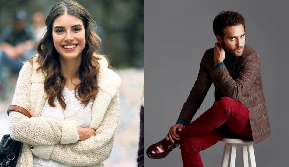 Deniz Baysal ve Seçkin Özdemir 'Hizmetçiler' dizisinde başrolü paylaşacaklar!