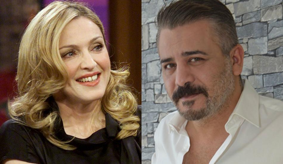 Gurbetçi şarkıcı Ersoy Dinç'in 'Ben de İnsanım' şarkısına Madonna'dan talep!