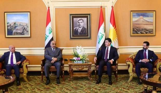 Irak Başbakanı Abdulmehdi, siyasi krizi görüşmek üzere Erbil'de