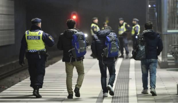 İsveç'te ilginç olay: Siyasetçi göçmen kaçakçılığından yakalandı