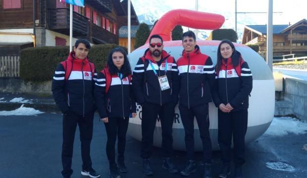 Milli Curling Takımımız, Büyük Britanya'yı rahat geçti