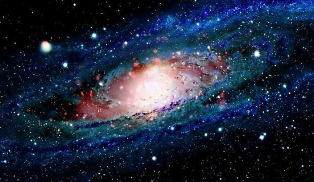 NASA, Samanyolu Galaksisi'nin merkezini görüntüledi