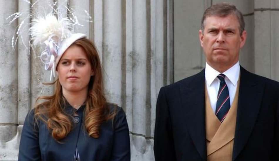 Prenses Beatrice'in düğününe babası engel oldu!