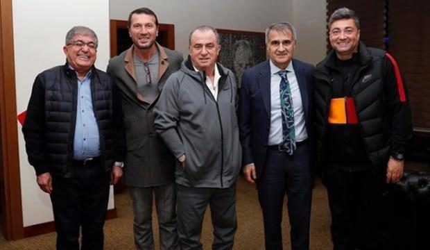 Şenol Güneş Antalya'da 10 kulübü ziyaret etti