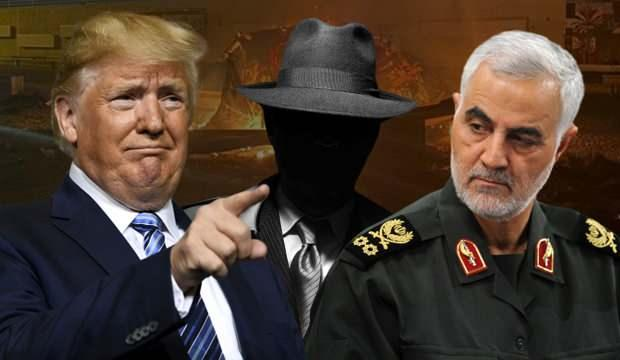 Trump'tan bomba Kasım Süleymani iddiası! Gizli kaynak da doğruladı