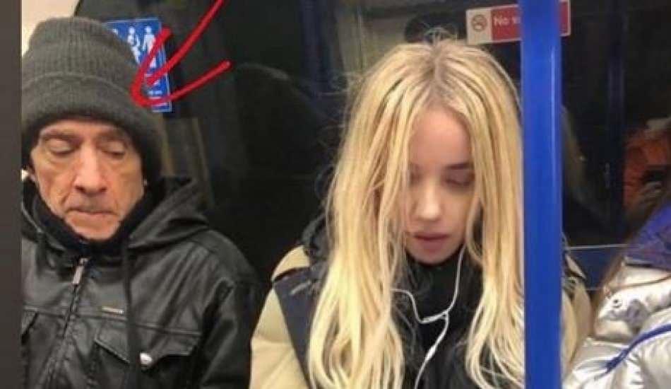 Şarkıcı Gülşen metroda şarkı sözü yazarken yanındaki amcayı ifşa etti!