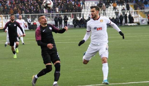 Eskişehirspor deplasmanda kazandı