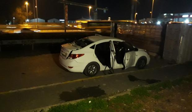 Bahçelievler'de araç içinde patlama: 2 yaralı