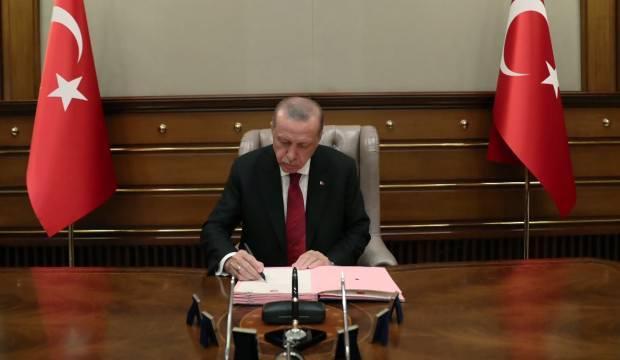 Başkan Erdoğan'dan İİT Tahkim Merkezi'ne onay