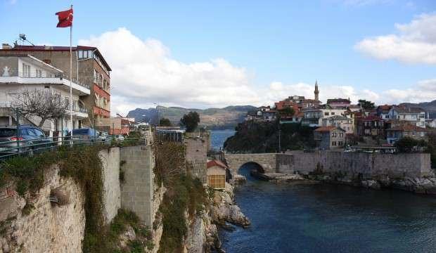 Batı Karadeniz'in incisi Safranbolu ve Amasra'ya yoğun ilgi