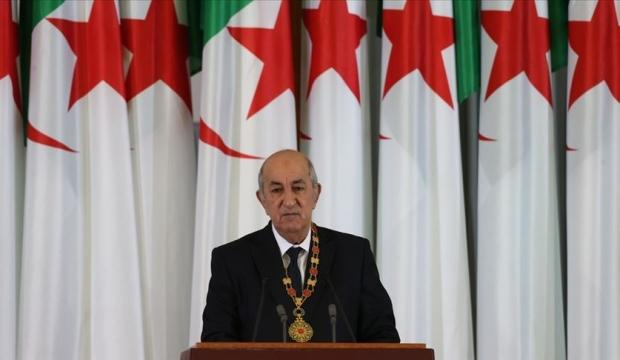 Cezayir'den Libya dosyasına dönüş