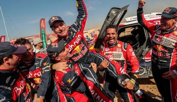 Dakar Rallisinde şampiyonlar belli oldu!
