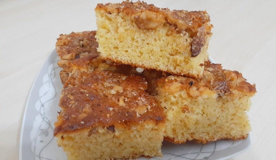 Gülüt kek nasıl yapılır? Enfes gülüt kek tarifi