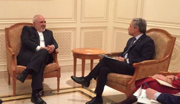 İran ve Kanada Umman'da 'düşürülen Ukrayna uçağını' görüştü