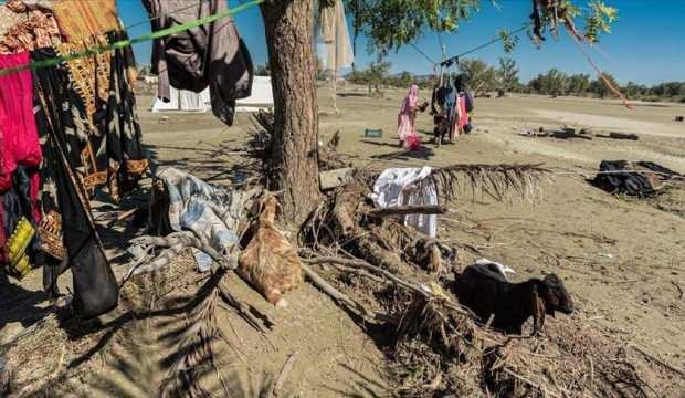 İran'ın güneydoğusundaki sel felaketinde 3 kişi öldü