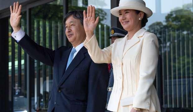 Japonya İmparatoru ve eşi İngiltere yolcusu