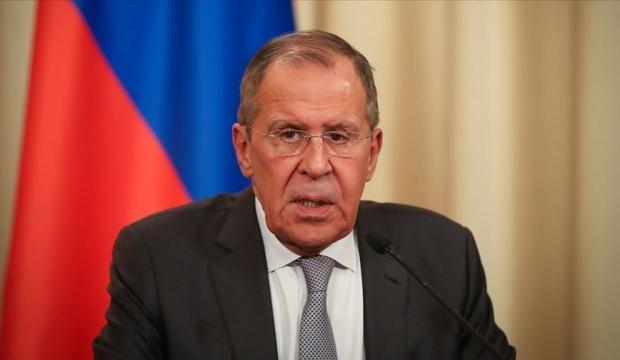 Lavrov'dan Berlin Konferansı açıklaması