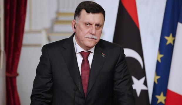 Resmen açıkladı! Libya Başbakanı Serrac'tan dikkat çeken talep