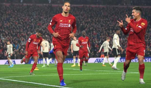 ManU'yu deviren Liverpool farkı iyice açtı!