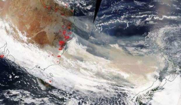 NASA'dan korkutan Avustralya açıklaması: Dünyayı dolaşacak