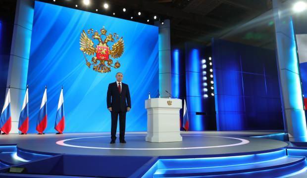 Putin anayasa için referandum talep etti!