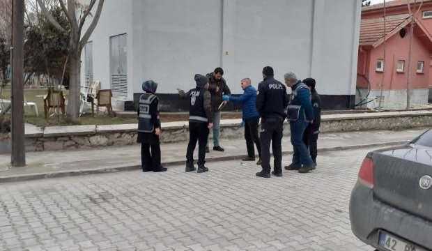 Aksaray'da kuzenini 3 el ateşle öldüren kişi tutuklandı