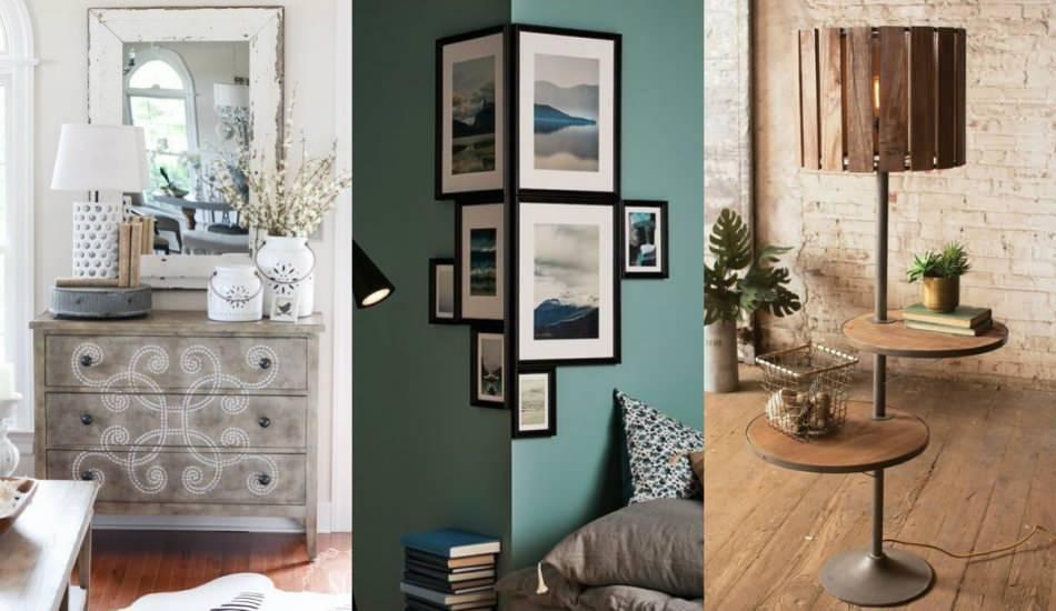 Salonlar için hareketli dekorasyon fikirleri 2020