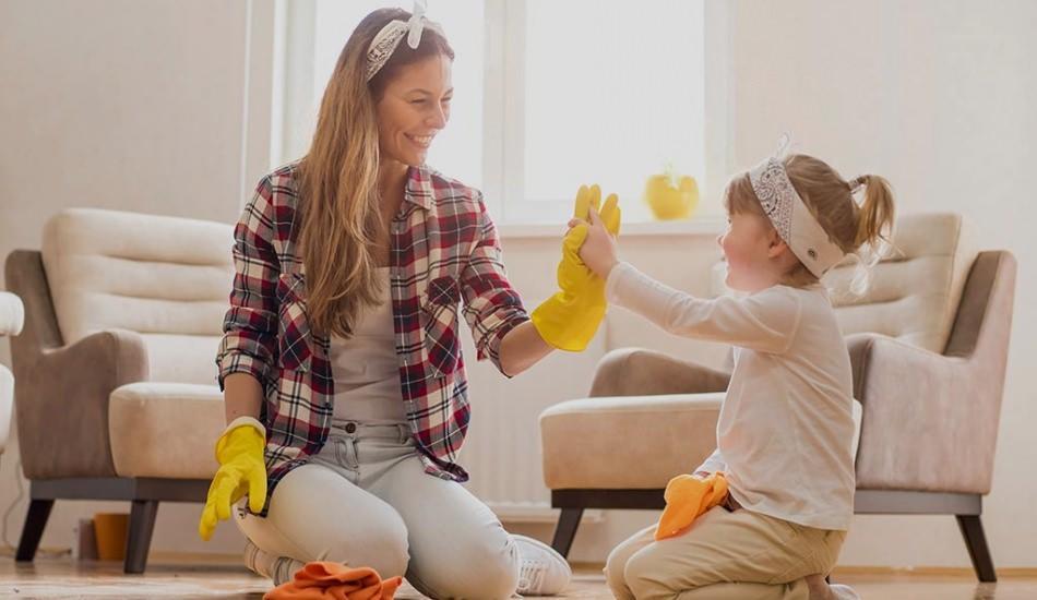 Sömestr ev temizliği nasıl yapılır, nereden başlanır?