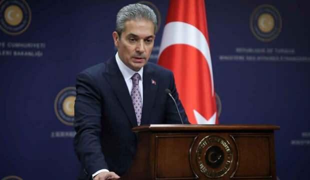 Türkiye'den Kahire'deki 'Doğu Akdeniz' toplantısına tepki